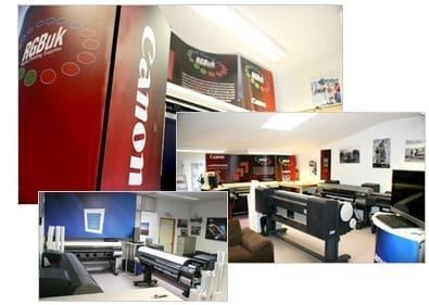 RGBuk Showroom