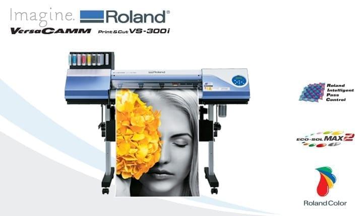 Roland VersaCAMM VS300i