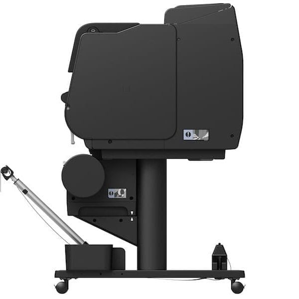 Canon imagePROGRAF PRO-6000S Side Profile View