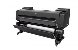 Canon imagePROGRAF PRO-6000S Dual Roll Side View