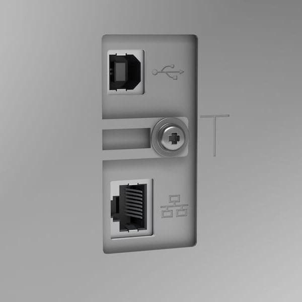 Canon imagePROGRAF PRO-6000S Network Ports