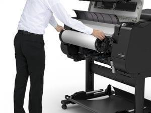 Canon TX-2000 Series Printer Roll