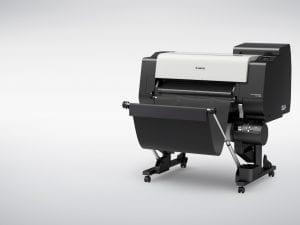 Canon TX-2000 Series Printer Basket 2