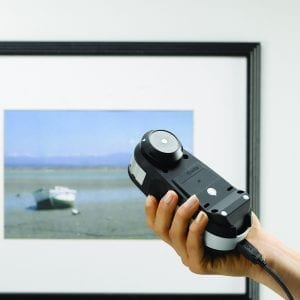 X-Rite i1Photo Pro 2 In Hand