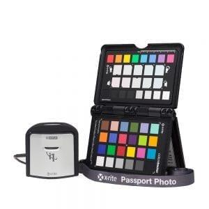 X-Rite i1 Photographer Kit Passport