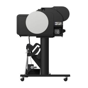 Canon imagePROGRAF TM-300 Side View