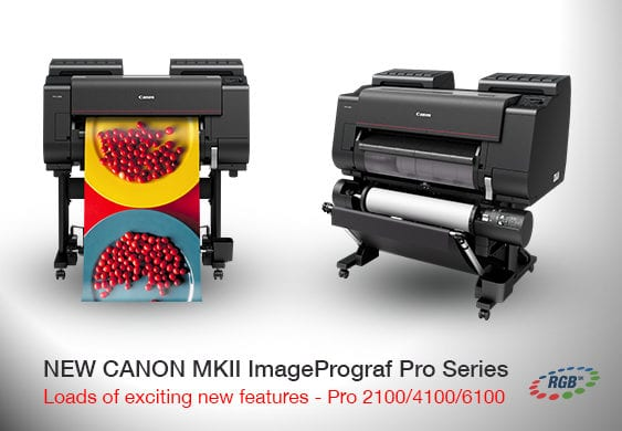 Canon Pro Series MK2